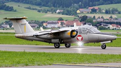 1109 - Saab 105OE - Austria - Air Force