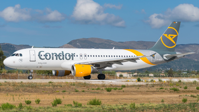 A picture of DAICE - Airbus A320212 - Condor - © Angelo Harmsworth