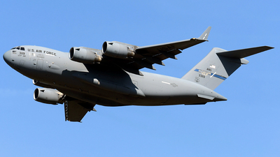 03-3119 - Boeing C-17A Globemaster III - United States - US Air Force (USAF)