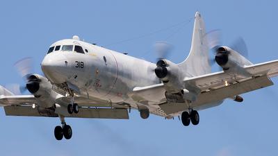 162318 - Lockheed P-3C Orion - United States - US Navy (USN)
