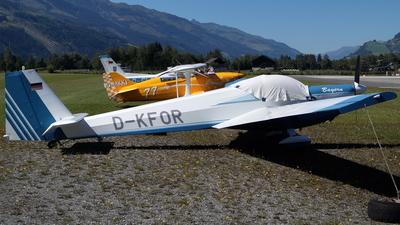 D-KFOR - Scheibe SF.25C Falke - Private