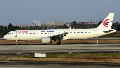 B-8650 - Airbus A321-211 - China Eastern Airlines