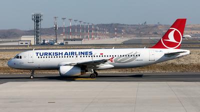 A picture of TCJPL - Airbus A320232 - Turkish Airlines - © Ömür Sadikoglu