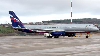 RA-64014 - Tupolev Tu-204-100 - RusJet