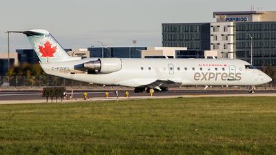 C-FWRS - Bombardier CRJ-100ER - Air Canada Express (Air Georgian)