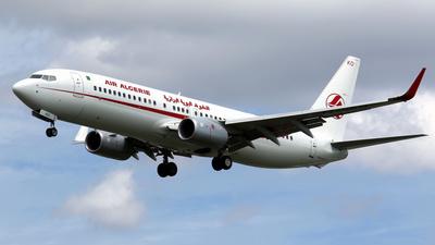 7T-VKO - Boeing 737-8D6 - Air Algérie