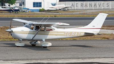TG-RAT - Cessna 182P Skylane - Private