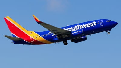 N7863A - Boeing 737-7Q8 - Southwest Airlines
