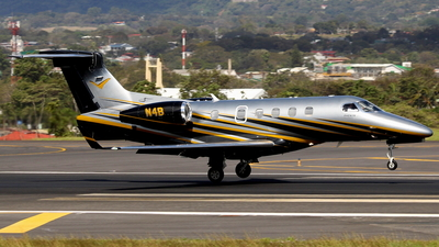 N4B - Embraer 505 Phenom 300 - Private