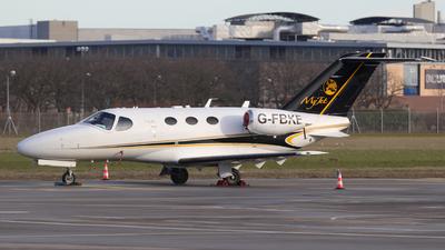 G-FBKE - Cessna 510 Citation Mustang - MyJet