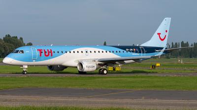 A picture of OOJVA - Embraer E190STD - TUI fly - © Jeroen Van den Eynden
