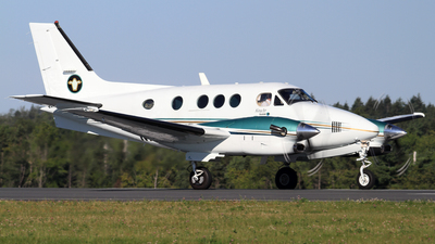 N126WA - Beechcraft C90 King Air - Private