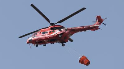 SX-HFG - Aérospatiale AS 332L1 Super Puma - Greece - Fire Fighting Service
