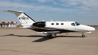 N789TS - Cessna 510 Citation Mustang - Private