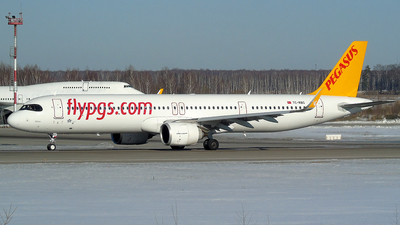 A picture of TCRBG - Airbus A321251NX - Pegasus Airlines - © Timofey Panteleev