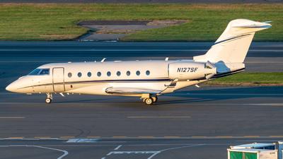 N127SF - Gulfstream G280 - Private