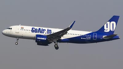 VT-WJI - Airbus A320-271N - Go Air