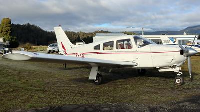 ZK-DJA - Piper PA-28R-200 Cherokee Arrow II - Aero Club - Nelson