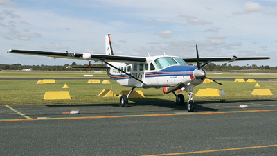 PK-LTS - Cessna 208B Grand Caravan - Asian One Air