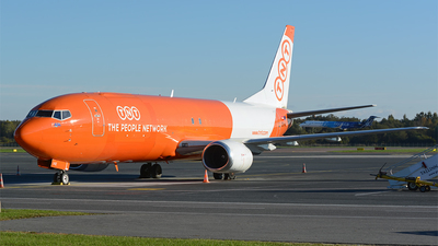 OE-IAE - Boeing 737-4Q8(SF) - TNT (ASL Airlines)