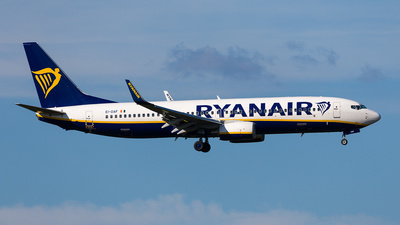 A picture of EIDAF - Boeing 7378AS - Ryanair - © Andre Bonn