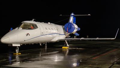ZK-JAK - Bombardier Learjet 60 - Private