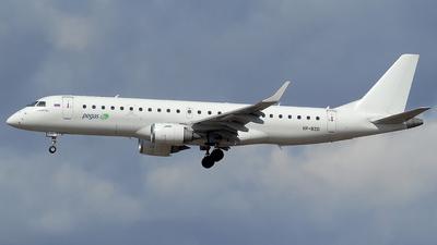 VP-BZD - Embraer 190-100IGW - Ikar