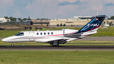 C-FANJ - Cessna 525 Citation CJ3 - Skyservice Business Aviation