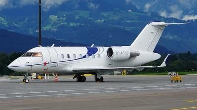 M-ARUB - Bombardier CL-600-2B16 Challenger 650 - Private