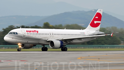I-EEZE - Airbus A320-214 - Meridiana fly