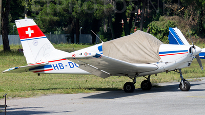 HB-DCQ - Gardan GY-80-160 Horizon - Private