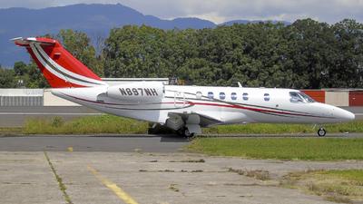 N897NH - Cessna 525 Citation CJ4 - Private