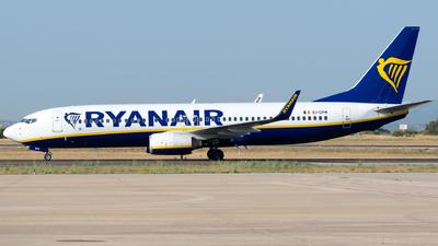 A picture of EIDPM - Boeing 7378AS - Ryanair - © Fabrizio Spicuglia