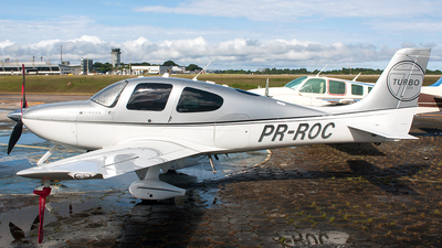 PR-ROC - Cirrus SR22-GTS Turbo - Private