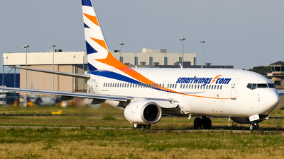 A picture of OKTVX - Boeing 7378Z9 - Smartwings - © C. v. Grinsven