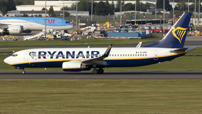 A picture of EIEMO - Boeing 7378AS - Ryanair - © Dan Smith