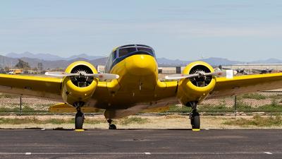 NC59188 - Cessna T-50 Bobcat - Private