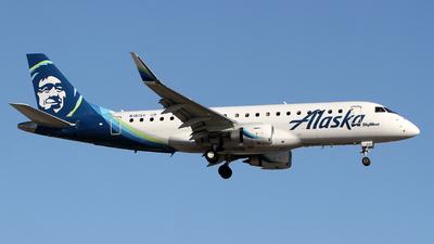 N181SY - Embraer 170-200LR - Alaska Airlines (Skywest Airlines)