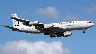N707MQ - Boeing 707-368C - Omega Air