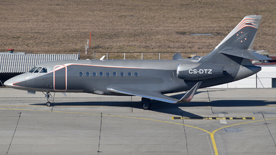 CS-DTZ - Dassault Falcon 2000DX - Private