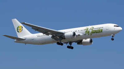 N767WA - Boeing 767-319(ER) - Fly Jamaica Airways