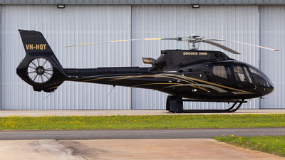 VH-HQT - Eurocopter EC 130T2 - Brooks Equipment Hire