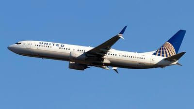 A picture of N62894 - Boeing 737924(ER) - United Airlines - © Jeremy D. Dando