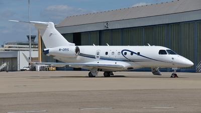 M-ORIS - Embraer EMB-550 Legacy 500 - Private