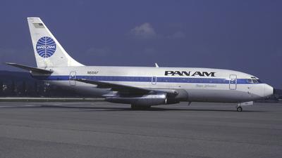 N68AF - Boeing 737-222 - Pan Am