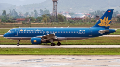 VN-A308 - Airbus A320-214 - Vietnam Airlines