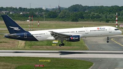 N151GX - Boeing 757-2G5 - Ryan International Airlines