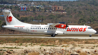 A picture of PKWHW - ATR 72600 - Wings Air - © Arif Maulana