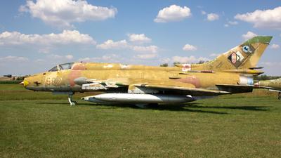 682 - Sukhoi Su-22M4 Fitter K - German Democratic Republic - Air Force