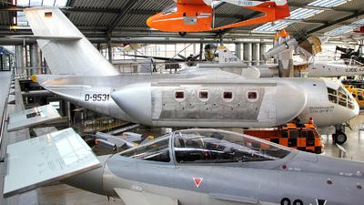 D-9531 - Dornier Do-31E3 - Dornier